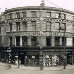 Jacksons Corner old photo