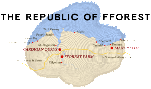 fforest map