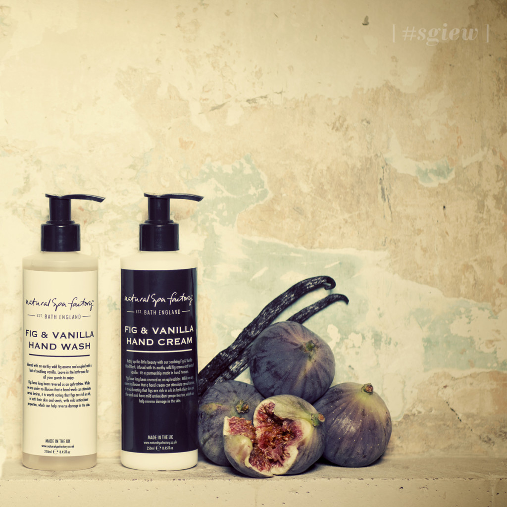 fig and vanilla natural spa factory