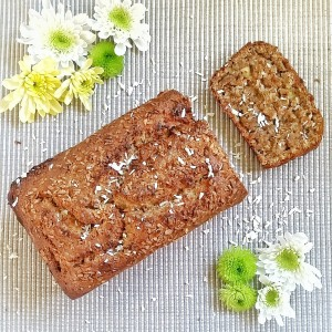 Vegan Banana Bread recipe incredibusy